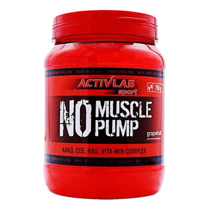 Activlab NO Muscle Pump-big