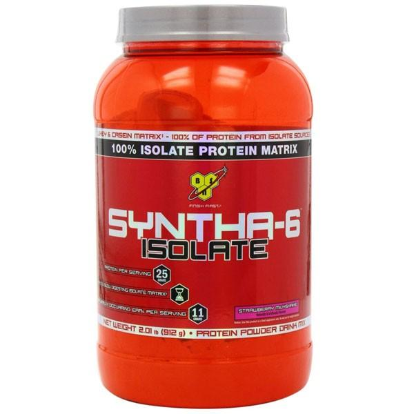 BSN Syntha 6 Isolate 912g-big