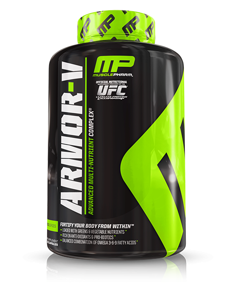 MusclePharm Armor V 120 veg caps-big
