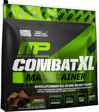 MusclePharm Combat XL Gainer 5.4 kg-big