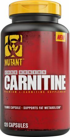 Mutant Core L Carnitine 120 caps-big