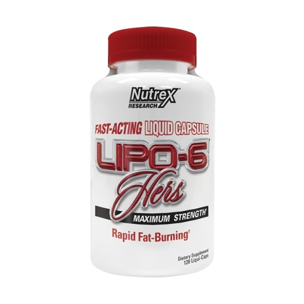 Nutrex Lipo 6 Max Strenght 120 caps-big
