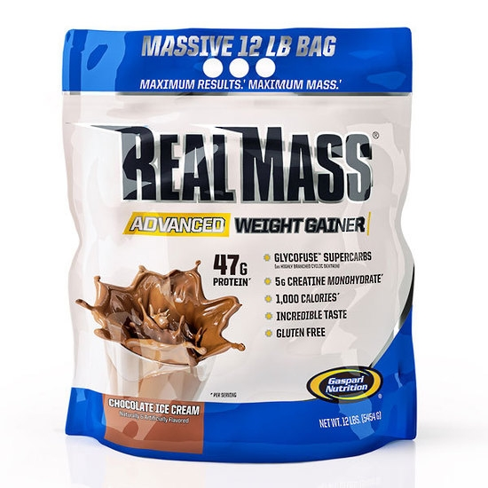 Gaspari Real Mass Advanced 5,4 kg-big