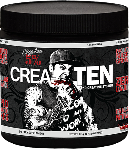 Rich Piana 5% Nutrition Createn 30 serv
