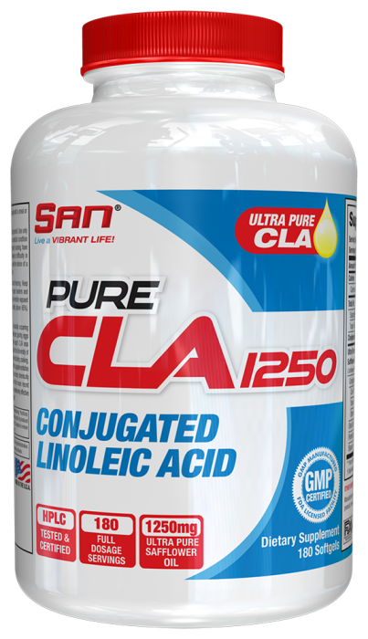 SAN Pure CLA 1250 180 softgel-big
