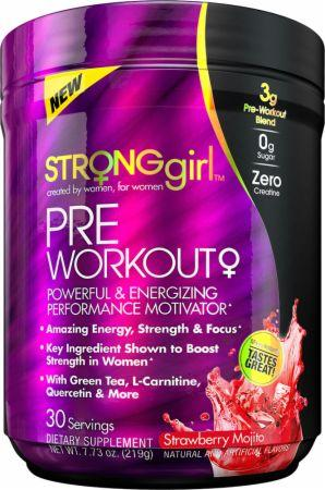 StrongGirl Pre-Workout 30 serv-big