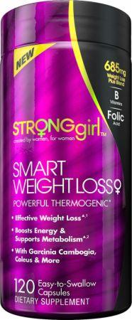 StrongGirl Smart Weight Loss 120caps