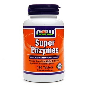 Now Super Enzymes 90 caps