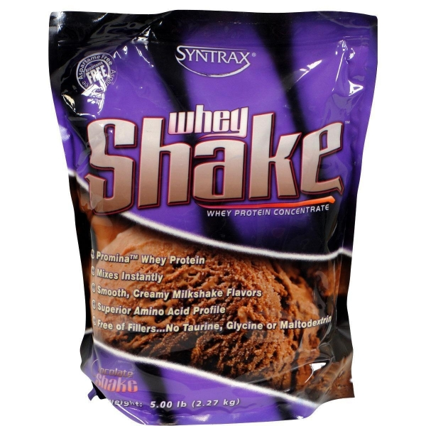 Syntrax Whey Shake 2,3 kg-big