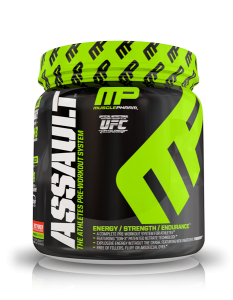 MusclePharm Assault NEW Formula 30 serv