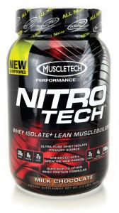 Muscletech Nitro-Tech New 908 g