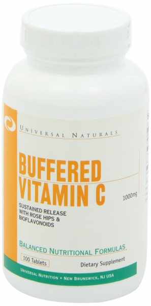 Universal Buffered Vitamin C 1000