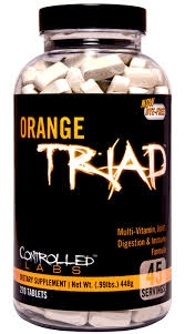 Controlled Labs Orange Triad New