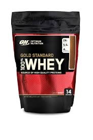 on whey gold
